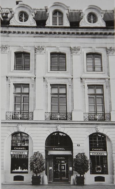 Tienda de la Rue Cambon